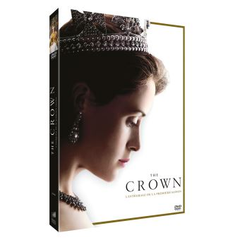 The CrownThe Crown Saison 1 DVD