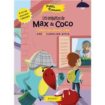 Les enquêtes de Max et CocoL'affaire des gâteaux volés