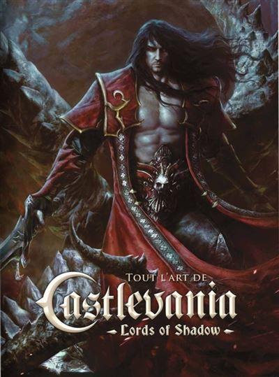 Tout l'art de castlevania : lords of shadow
