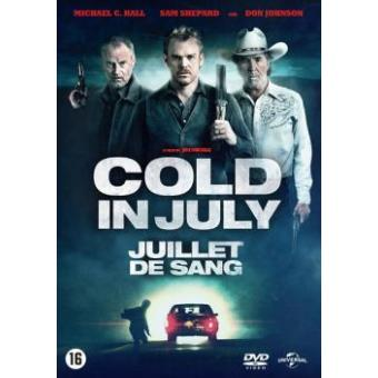 COLD IN JULY (DVD) (IMP)