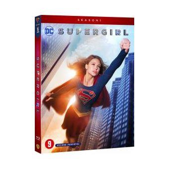 SupergirlSUPERGIRL S1-BIL-BLURAY
