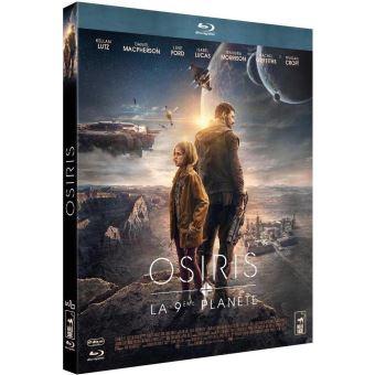 Osiris : la neuvième planète Combo Blu-ray DVD