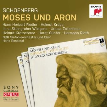 MOSES UND ARON/2CD