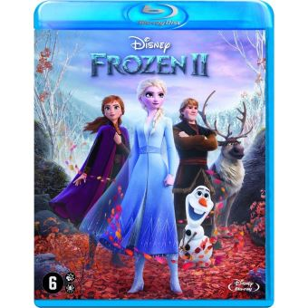 Frozen 2-BIL-BLURAY