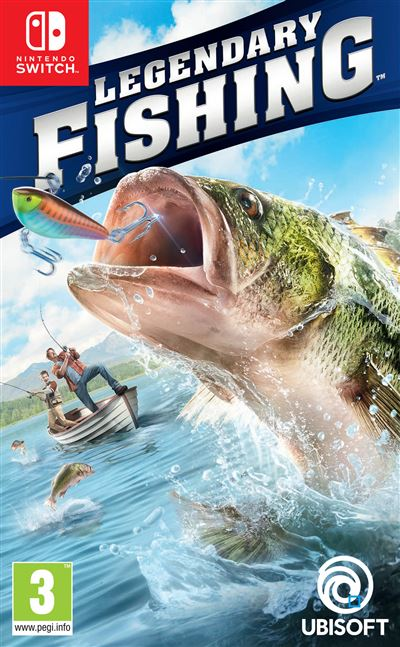 Legendary Fishing Nintendo Switch