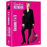 Coffret Candice Renoir Saisons 1 à 5 DVD