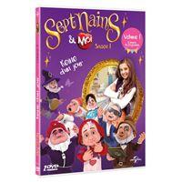 Sept nains et moi Saison 1 Volume 1 : Reine d'un jour DVD