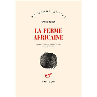 LA FERME AFRICAINE KAREN BLIXEN EBOOK DOWNLOAD
