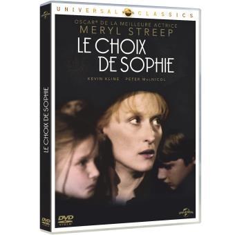 Le choix de Sophie DVD
