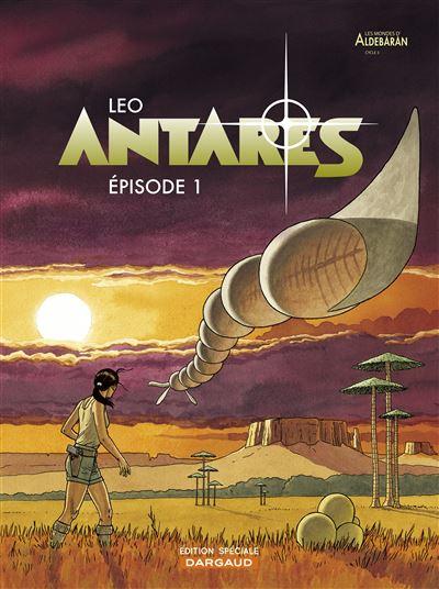 Antarès - Episode 1 (OP LEO)