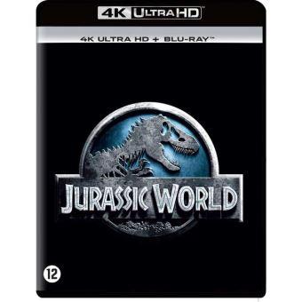JURASSIC WORLD-BIL-BLURAY 4K
