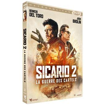 SicarioSicario 2 La Guerre des Cartels DVD