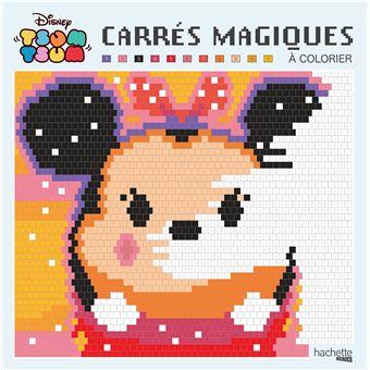 DisneyGrand Carré Magique Tsum Tsum