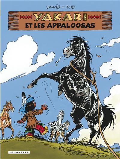 Yakari - Yakari et les appaloosas (version 2012)