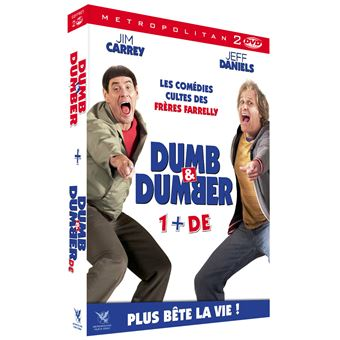 Coffret Dumb & dumber 2 films DVD