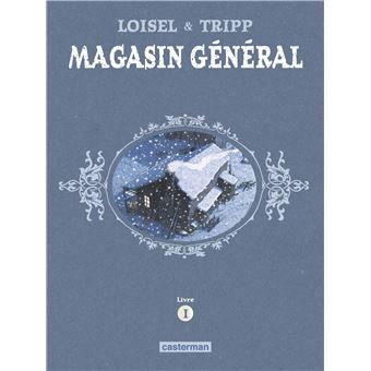 Magasin généralL'intégrale