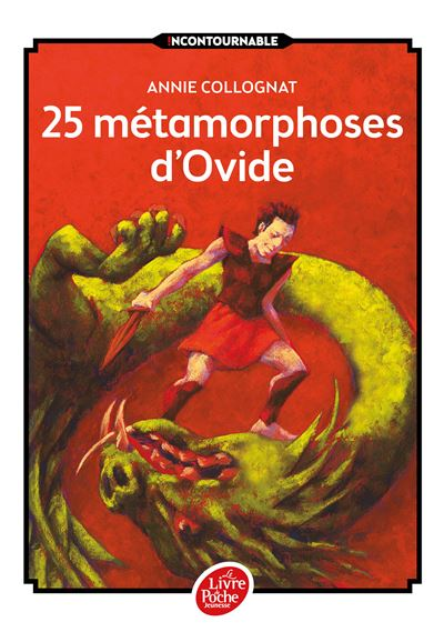 25 metamorphoses dovide