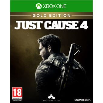Just Cause 4 Edition Gold Xbox One
