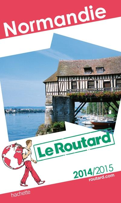 Guide du Routard Normandie