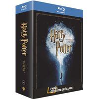 Harry Potter L'intégrale des 8 films Edition spéciale Fnac Blu-ray