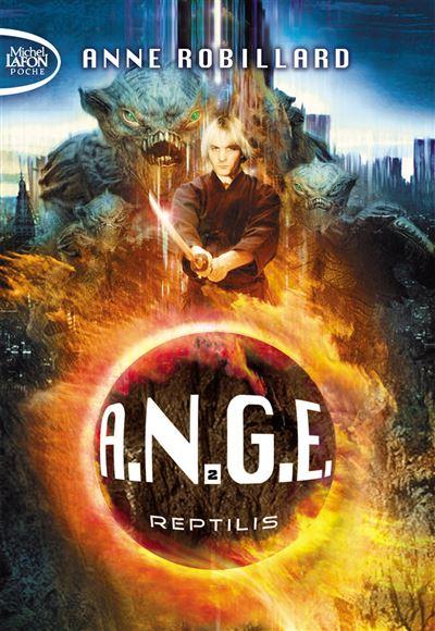 A.N.G.E. - tome 2 Reptilis