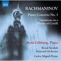 Concerto pour piano n 3/variations sur un theme de corelli