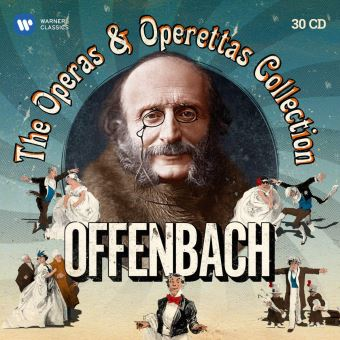 OPERA   OPERETTAS/30CD
