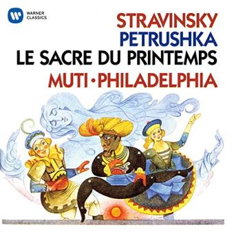 Stravinsky and Petrushka : Le sacre du printemps