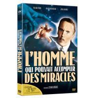 L'homme qui pouvait accomplir des miracles DVD