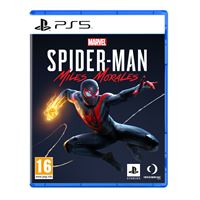Marvel's Spiderman: Miles Morales PS5