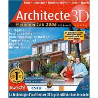 Architecte 3d Platinium Cd Rom Achat Prix Fnac