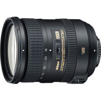 Objectif Nikon AF-S DX Nikkor 18-200 mm F/3.5-5.6G ED VR II