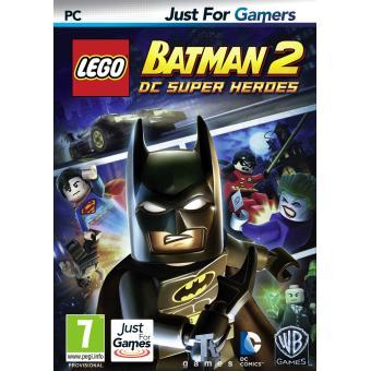 Lego batman 2 pc jeux vid o achat prix fnac - Jeux lego batman 2 gratuit ...