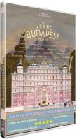 The Grand Budapest Hotel DVD