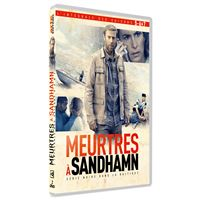 Coffret Meurtres à Sandhamn Saisons 5 à 7 DVD