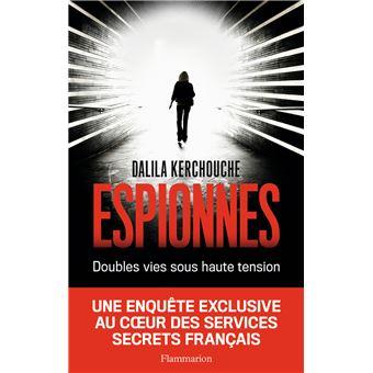 Espionnes - Dalila Kerchouche