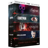 Coffret Cult Horror 2 4 Films DVD