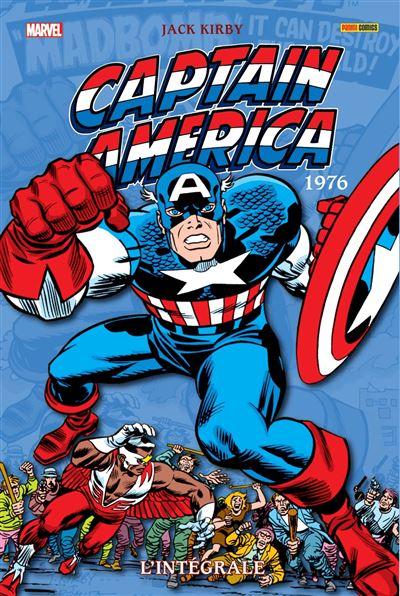Captain America: L'intégrale T10 (1976)