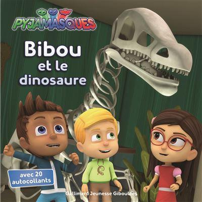 Les Pyjamasques et le dinosaure