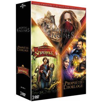 Coffret Jeunesse 3 Films DVD