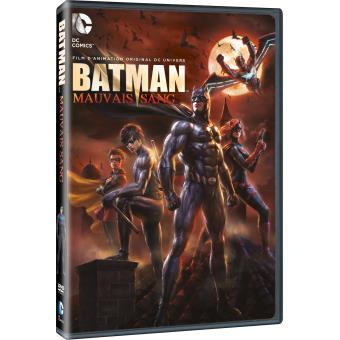 BatmanBatman se fait du mauvais sang DVD