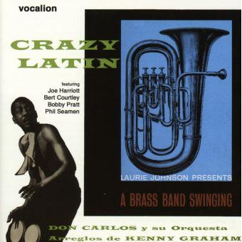 Crazy latin a brass band swing