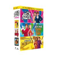 Coffret Austin Powers 3 films DVD