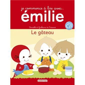EmilieLe gâteau