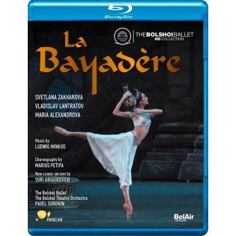 BAYADERE/THEATRE DU BOLCH