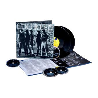 New York Deluxe Edition - 2 Vinilos + 3 CDs + DVD