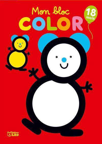 Bloc color L'ourson