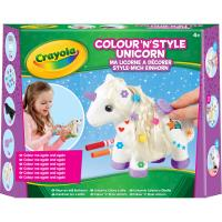 Ma licorne à décorer Crayola Colour'n'Style