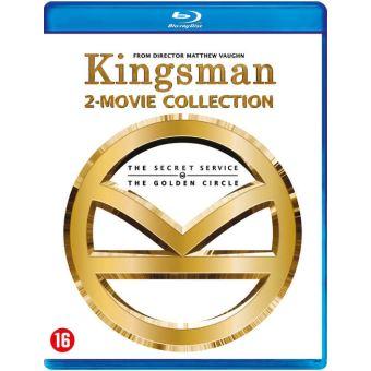 Kingsman 2-movie collection-BIL-BLURAY