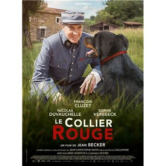 Le Collier rouge DVD